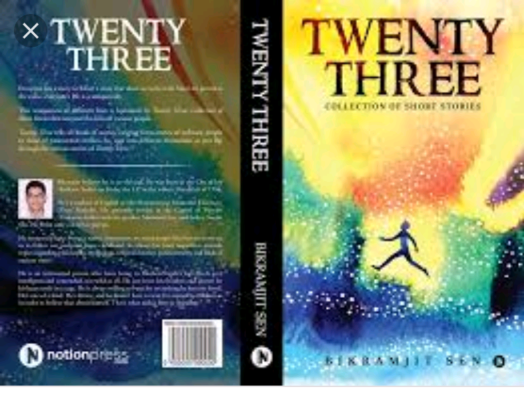 twenty three: collection of short stories