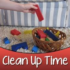 Cleanup time