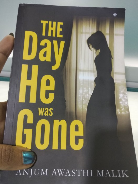 The day he was gone