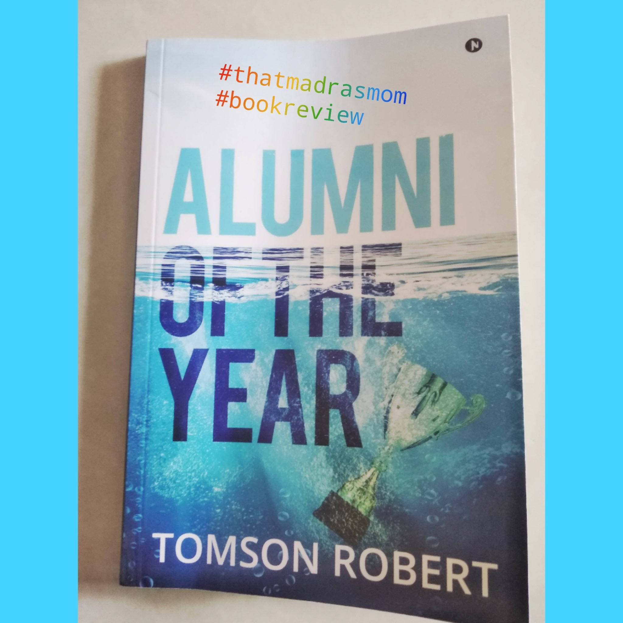 Book Review - Alumni Of The Year