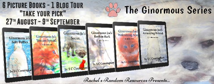 Review of Ginormous Joe series - book 3-4 #myfriendalexa